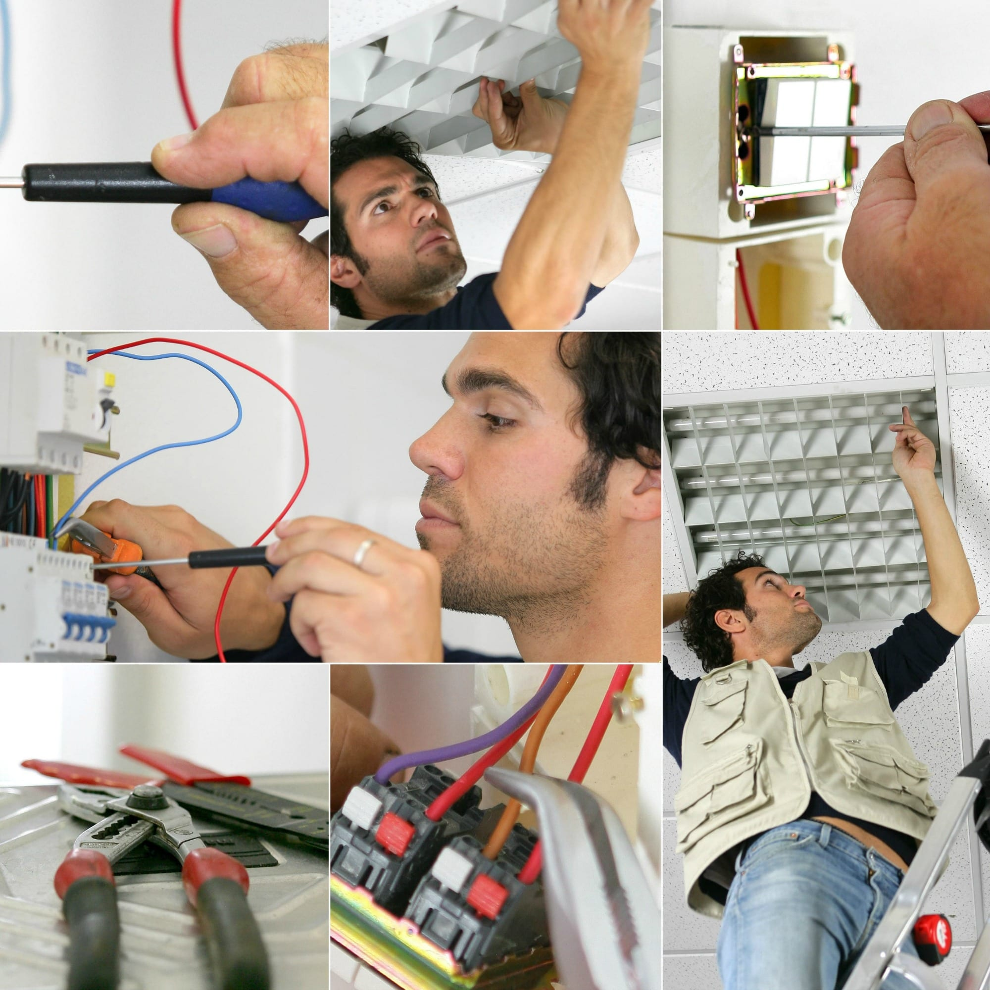 Commercial Electrical <br/>Services